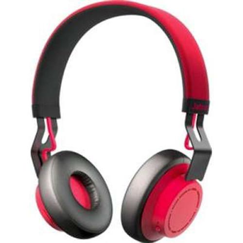 Jabra Move Wireless Bluetooth Headphones - Red (100-96300002-02)