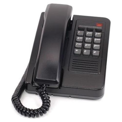 Aastra M8003 Analog Single-Line Telephone - Black - Refurbished (NT2N26 BLK)