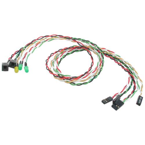 StarTech.com Replacement Power Reset LED Wire Kit for ATX Case Front Bezel BEZELWRKIT
