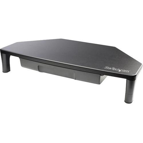 StarTech.com Monitor Riser Stand for Corner Workstation - Height Adjustable MONSTNDCORNR