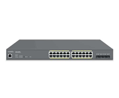 Engenius Technologies 24 Port Cloud Managed 1u Rack ECS1528FP