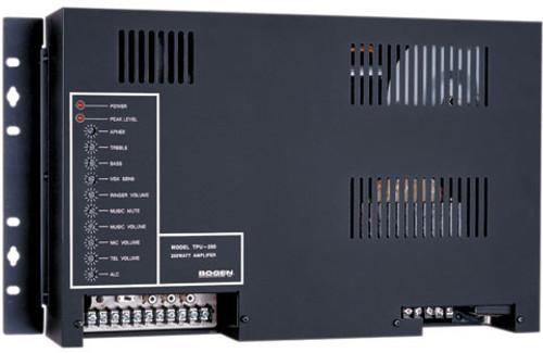 Bogen TPU250 Telephone Paging Amplifiers (TPU250)
