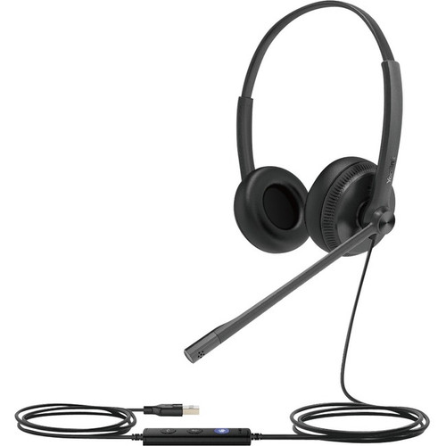 Yealink USB Wired Headset UH34 DUAL TEAMS