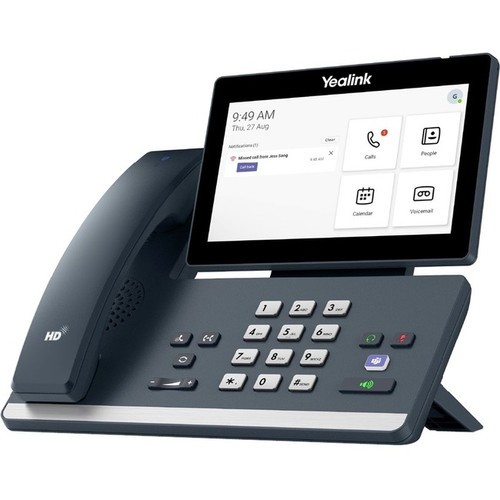 Yealink MP58-SFB IP Phone - Corded/Cordless - Corded - Desktop - Classic Gray MP58-SFB