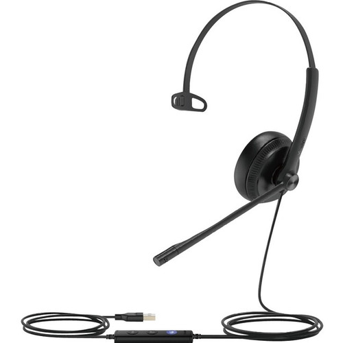 Yealink USB Wired Headset UH34 MONO TEAMS