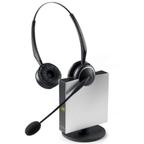 Jabra 9125 Duo Flex Wireless Headset (9129-808-215)