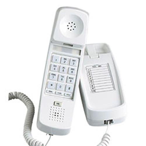 Scitec H2000 Single Line Patient Room Telephone - Black (2004)