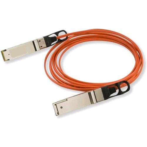 HPE Aruba 40G QSFP+ to QSFP+ 7m Active Optical Cable R0Z22A