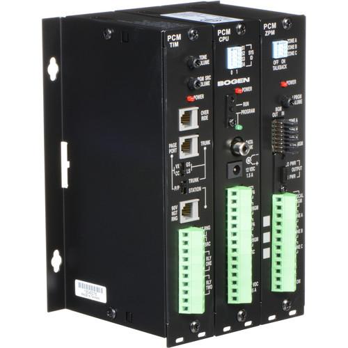 Bogen Communications PCM2000 3 Zone Paging System