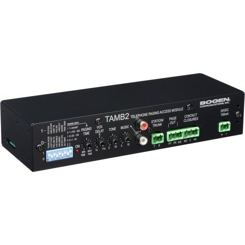 Bogen Communications TAMB2 Telephone Access Module (TAMB2)
