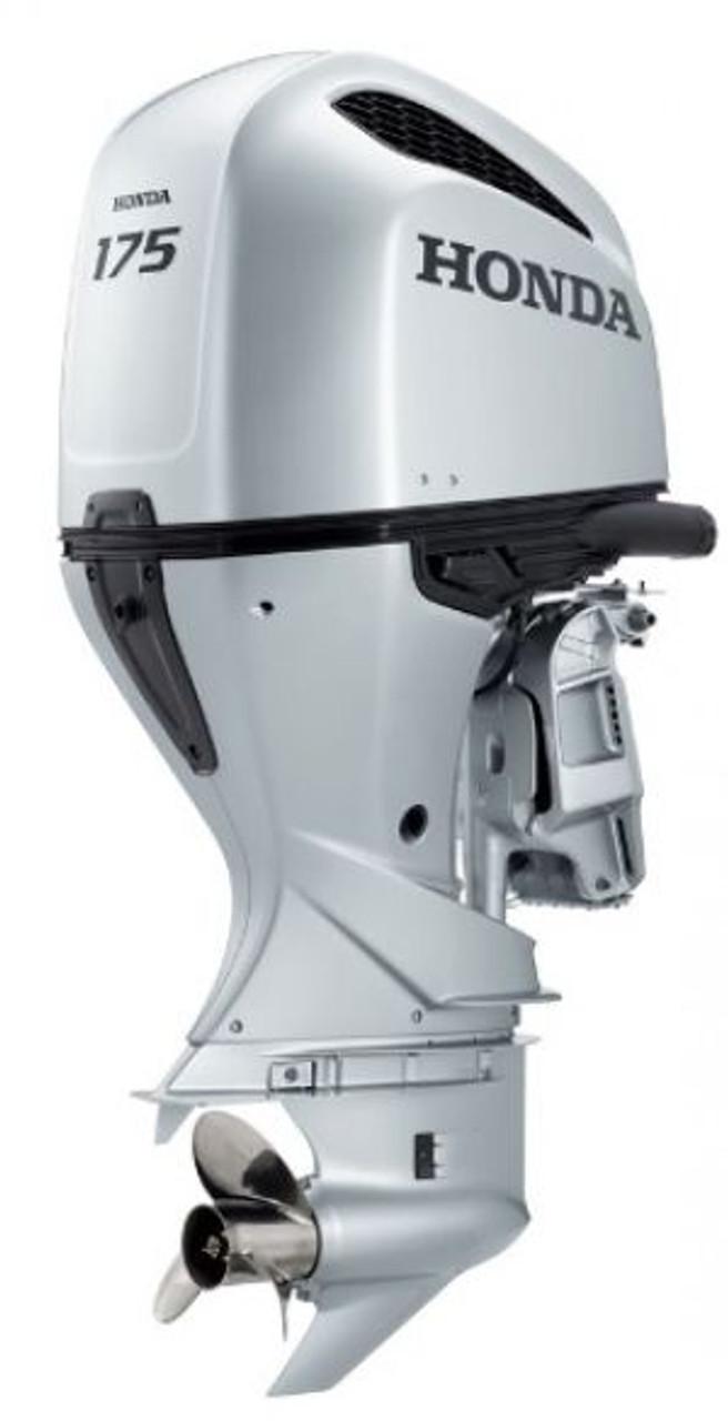 Honda BF175 mechanical shift 4 stroke outboard motor
