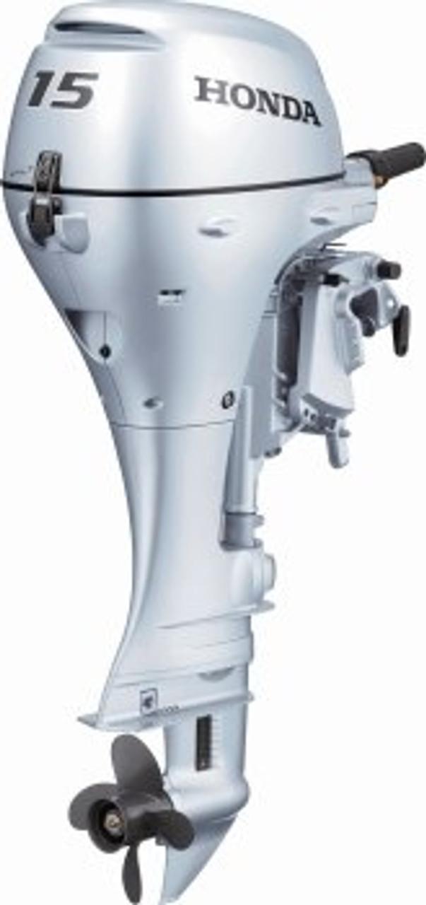 Honda BF15 Tiller 4 Stroke Outboard