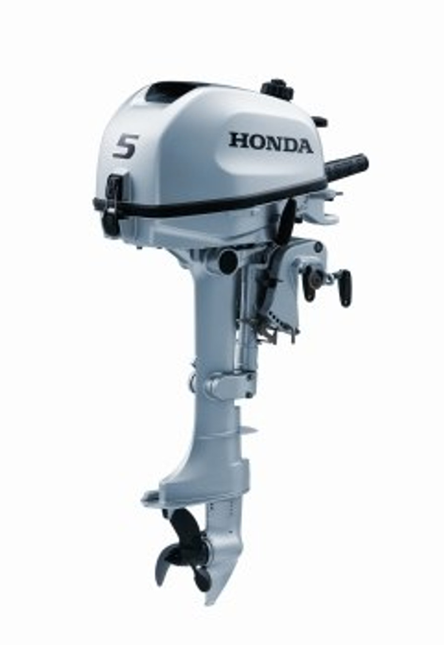 Honda 5hp Tiller 4 stroke outboard
