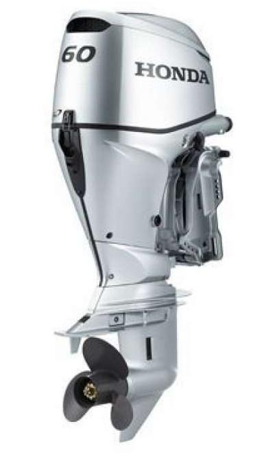 Honda BF60 4 stroke outboard motor