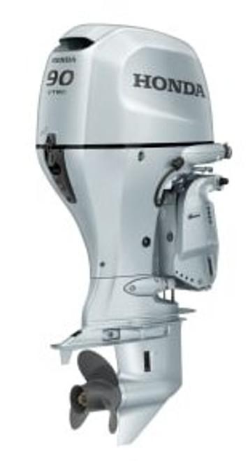 Honda BF90 4 stroke outboard motor