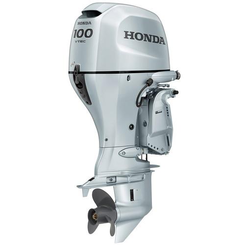 Honda BF100 4 stroke outboard motor