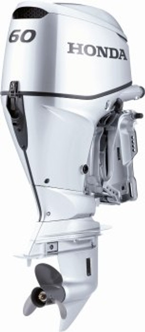 Honda BF60 Tiller 4 Stroke Outboard