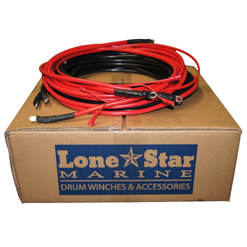 Lone Star Marine Drum Winch Harness