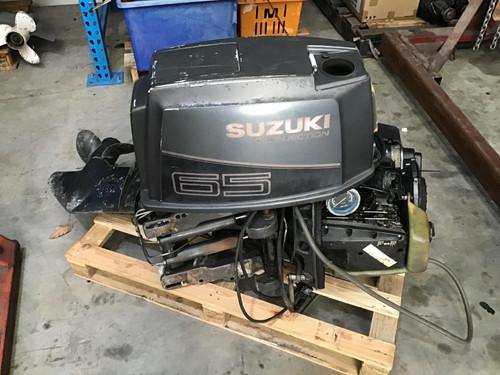 Wrecking - 1980's Suzuki DT65