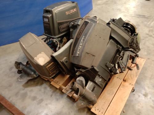Wrecking - Suzuki DT40 3cyl