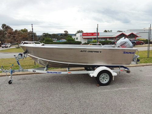 2021 Savage 425 Osprey dinghy