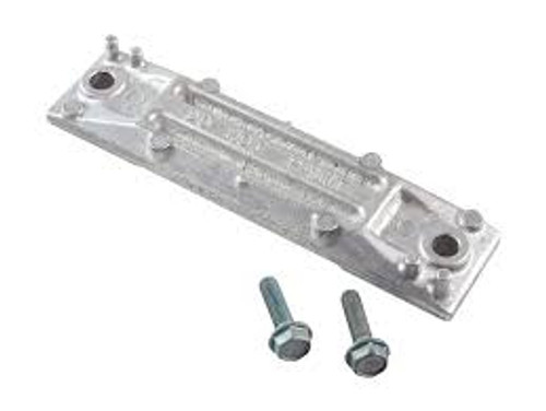 Bracket anode - suits Honda BF40/BF50/BF60 carby and EFI outboards