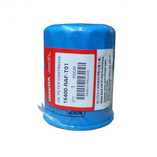 Genuine Honda oil filter 15400-RAF-T01