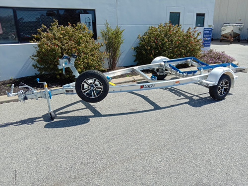 Move Alloy boat trailer 4.1m-4.5m