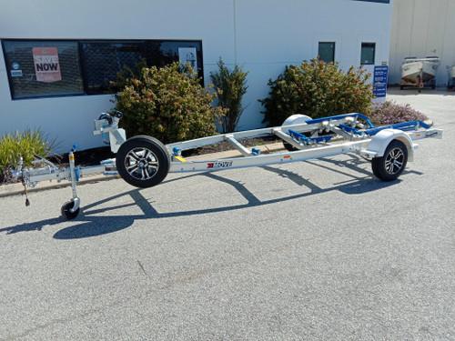 Move Alloy boat trailer 4.9m-5.3m