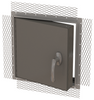 JL Industries 18 x 18 Stainless Steel Weather-Resistant Exterior Access Panel For Plaster And Stucco - JL Industries