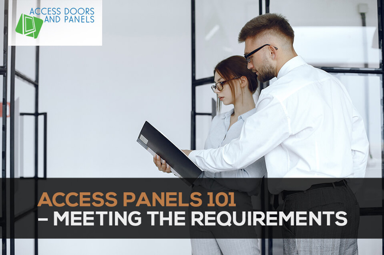 Access Panels 101 – Meeting the Requirements