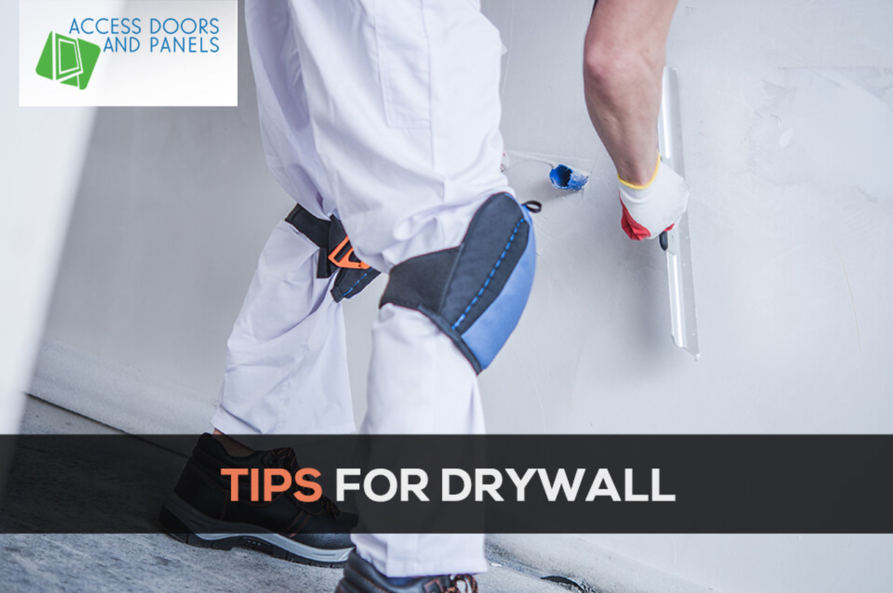 Tips for Drywall