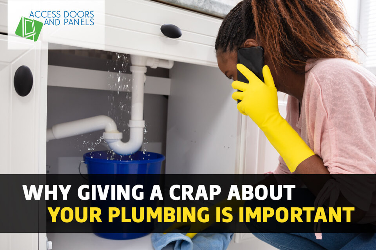 Why Giving a Crap About Your Plumbing is Important