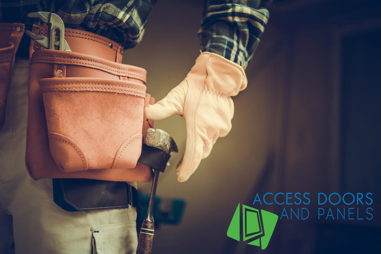 Access Panel Insulation - Pros and Cons