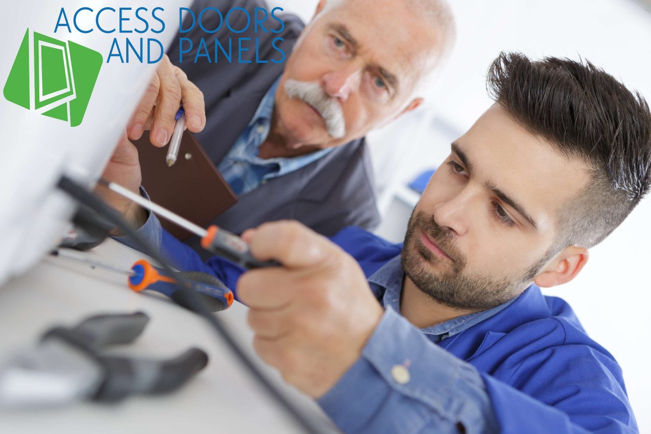 All about Access Doors And Panels' HVAC access doors