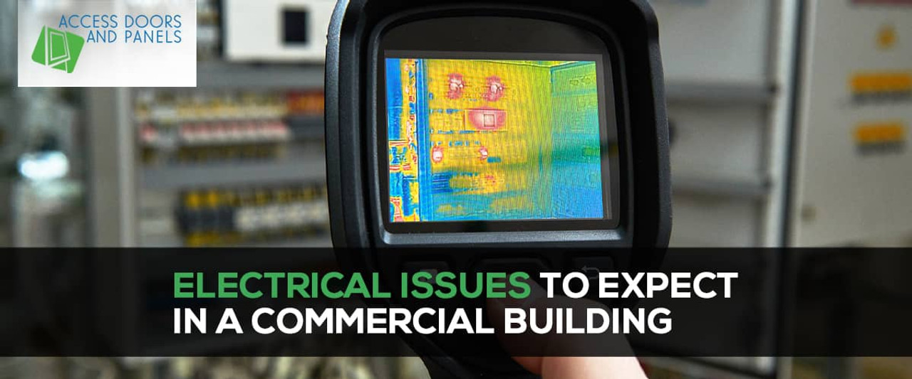 Electrical Issues to Expect in a Commercial Building