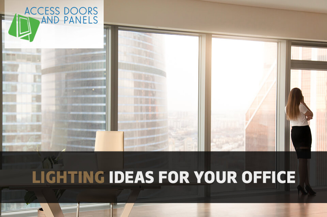 Lighting Ideas For Your Office
