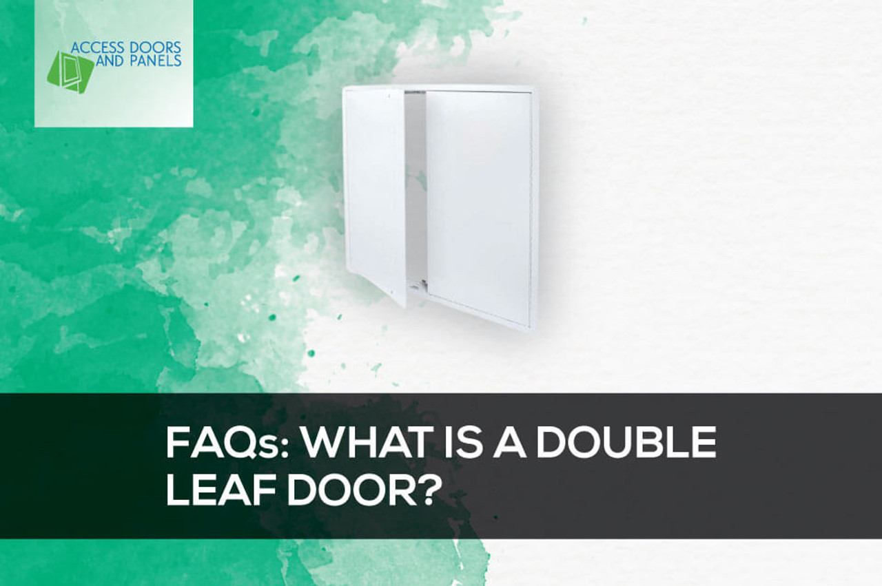 What is a Double Leaf Door?