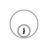 gomzi Rim Cylinder Lock, dollar75 5 days