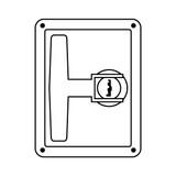 Cendrex Keyed Recessed Handle Cam Latch dollar19 - Standard