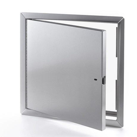 Cendrex 48 x 48 Heavy Duty Stainless Steel Access Door for Large Openings with Exposed Flange - Cendrex