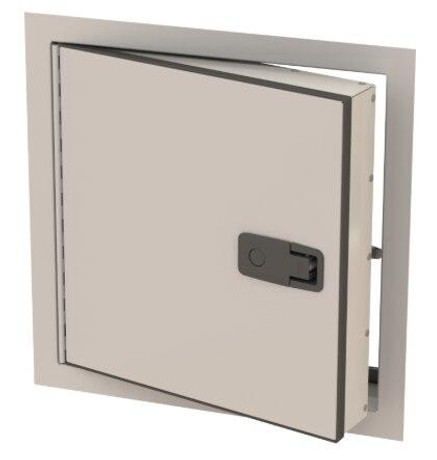 JL Industries 24 x 48 Super-insulated Exterior Access Panel - Aluminum - JL Industries