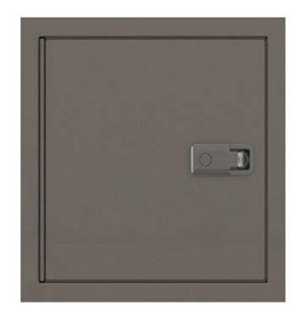JL Industries 14 x 14 Super-insulated Exterior Access Panel - Stainless Steel - JL Industries