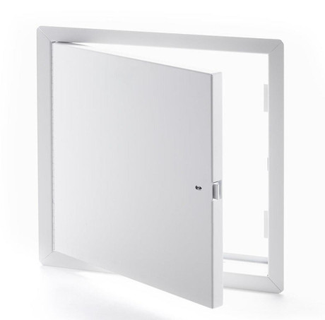 Cendrex 24 x 48 Heavy Duty Galvanneal Steel Access Door for Large Openings with Exposed Flange - Cendrex
