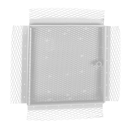 JL Industries 12 x 12 Flush Access Panels with Frame and Plaster Finish for Walls and Ceilings - JL Industries