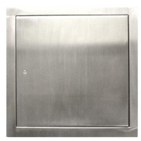 JL Industries 10 x 10 Multi-purpose Access Panel - Stainless Steel - For Walls and Ceilings - JL Industries