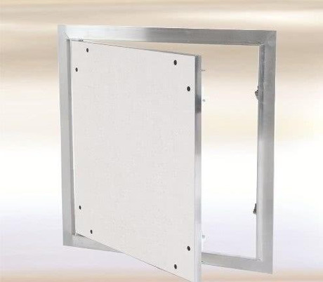 FF Systems 16 x 16 Drywall Inlay Access Panel with fixed hinges