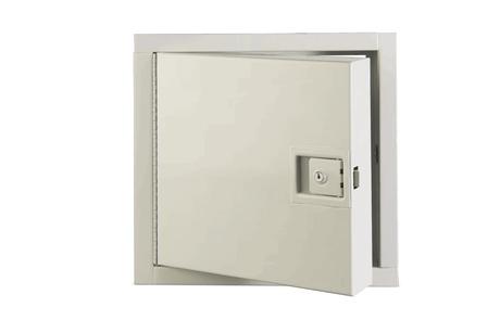 Karp Karp KRPP4848RCNL KRP-150FR 48x48 Fire Rated Access Door Cylinder Lock
