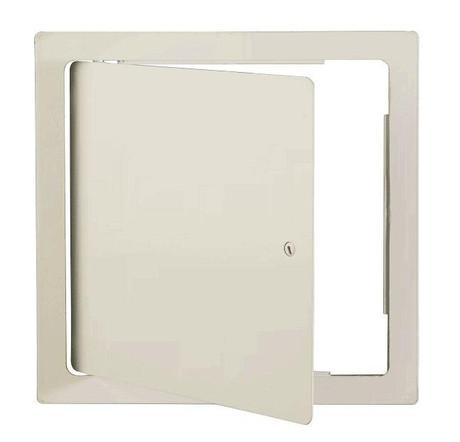 Karp Karp MP1212L Flush Access Door for All Surfaces - 12x12 Lock Prime