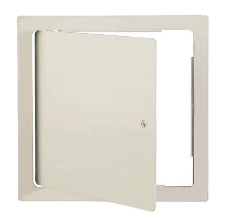 Karp Karp MP1612L Flush Access Door for All Surfaces - 16x12 Lock Prime